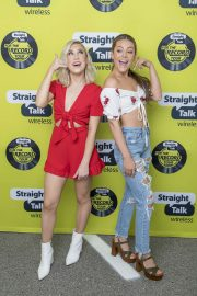 Maddie Marlow and Taylor Dye - Kicked-off the Straight 'For The Record' Country Music Tour in Mt. Juliet