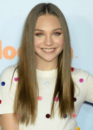 Maddie Ziegler - 2017 Nickelodeon Kids' Choice Awards in LA
