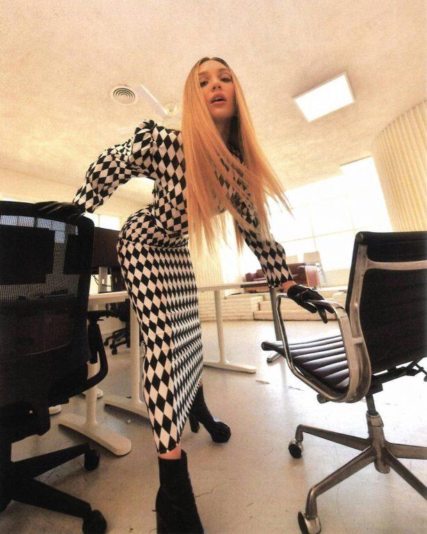 Maddie Ziegler - Amber Asaly photoshoot (March 2021)