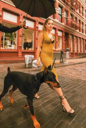Maddie Ziegler - Amber Asaly photoshoots during NY Fashion week