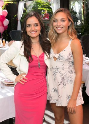 Maddie Ziegler and Danica McKellar - 'Burn Cookbook' Boozy Brunch Launch in Los Angeles