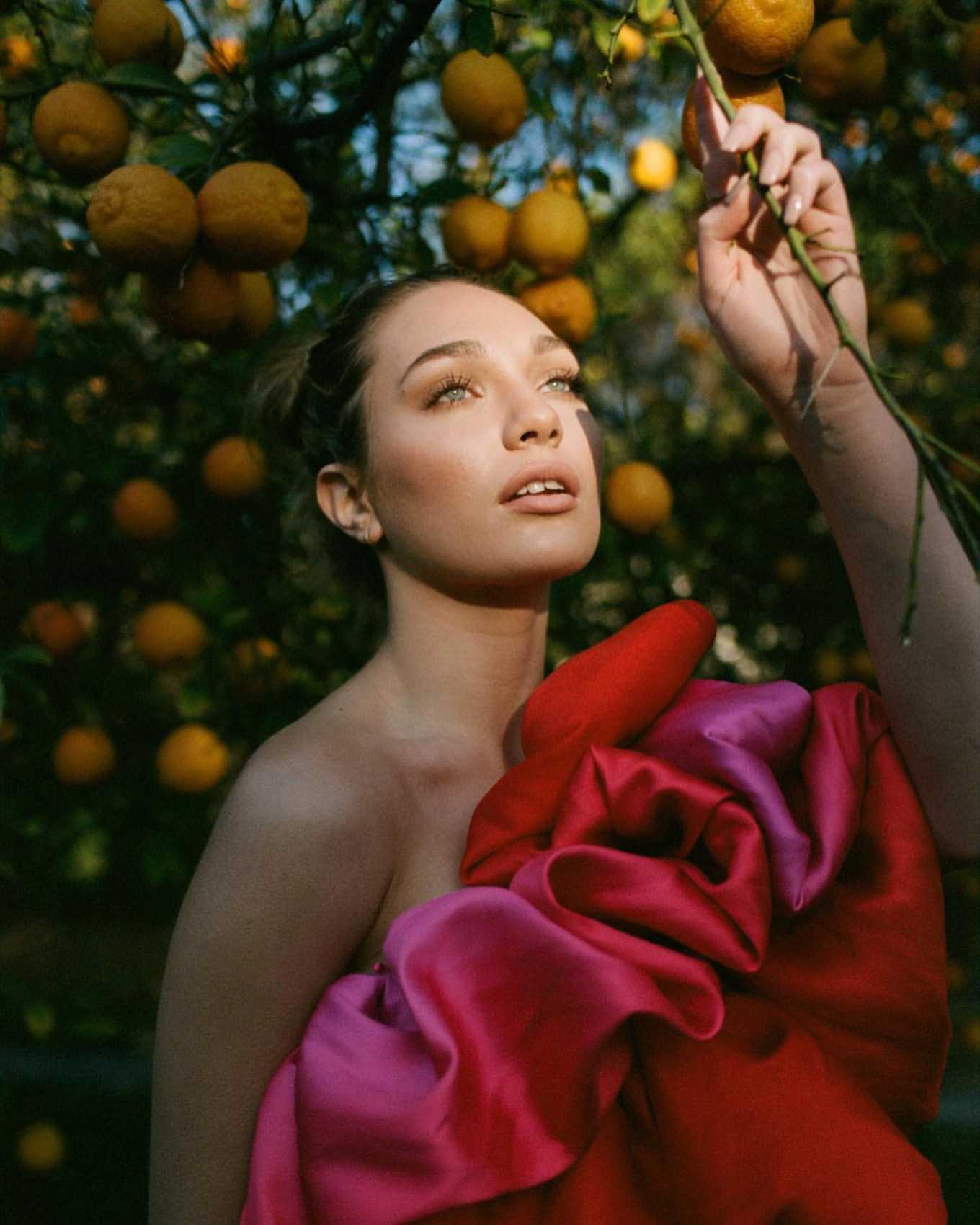 Maddie Ziegler - Bonnie Nichoalds Photoshoot 2020-03 ...