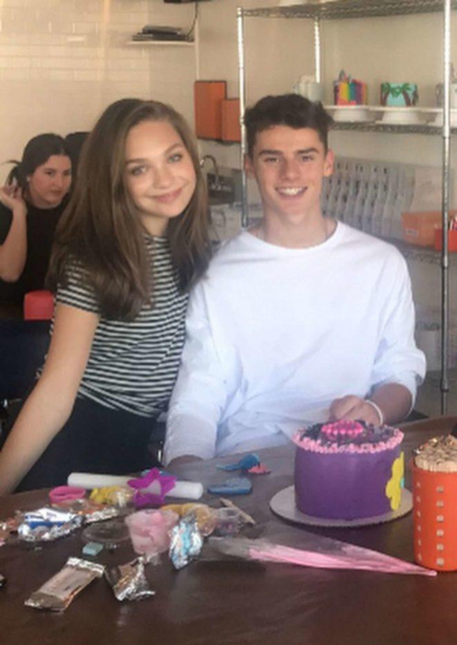 Maddie Ziegler - Celebrates Her 15th Birthday