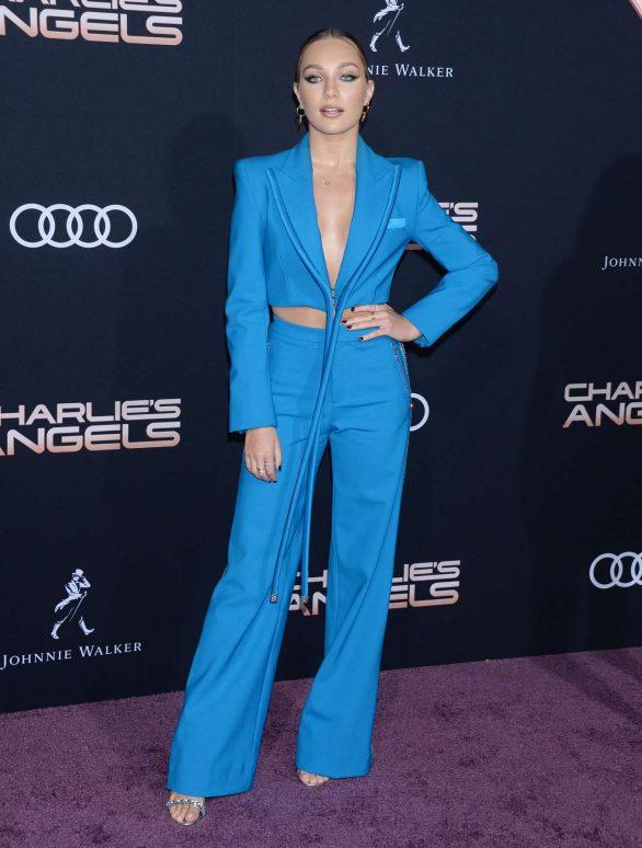 Maddie Ziegler 2019 : Maddie Ziegler – Charlies Angels Premiere in Westwood-15