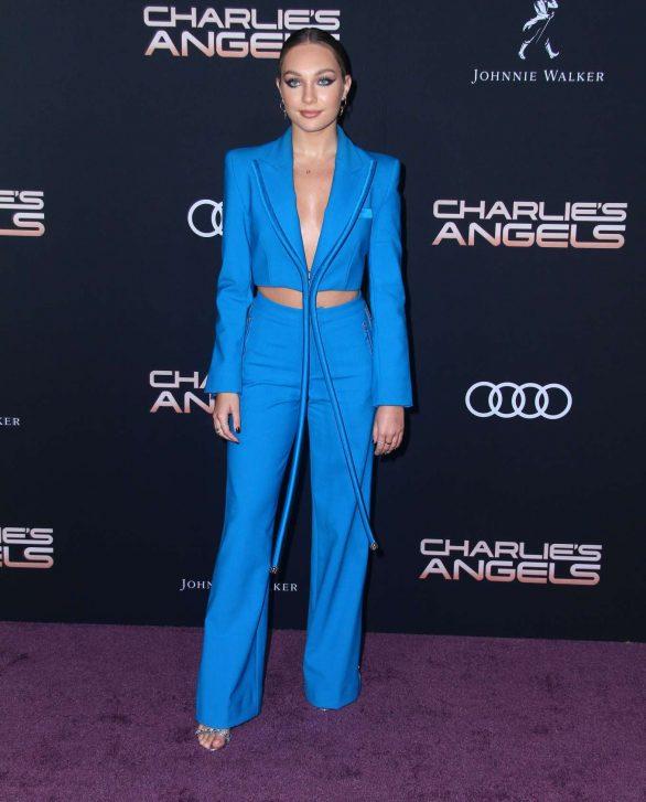 Maddie Ziegler 2019 : Maddie Ziegler – Charlies Angels Premiere in Westwood-16