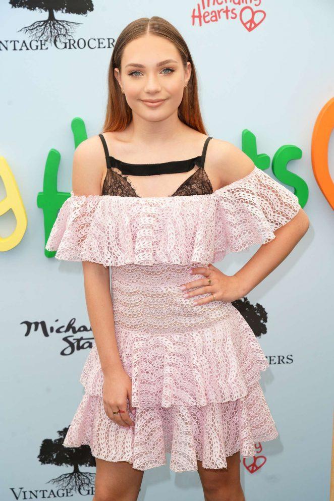 Maddie Ziegler - Children Mending Hearts Gala in Los Angeles
