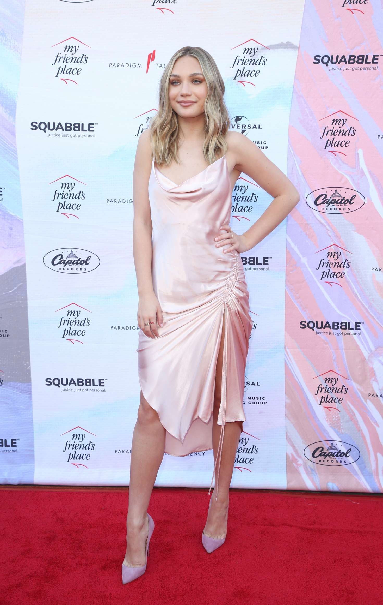 Maddie Ziegler 2019 : Maddie Ziegler: Ending Youth Homelessness: A Benefit For My Friends Place -04