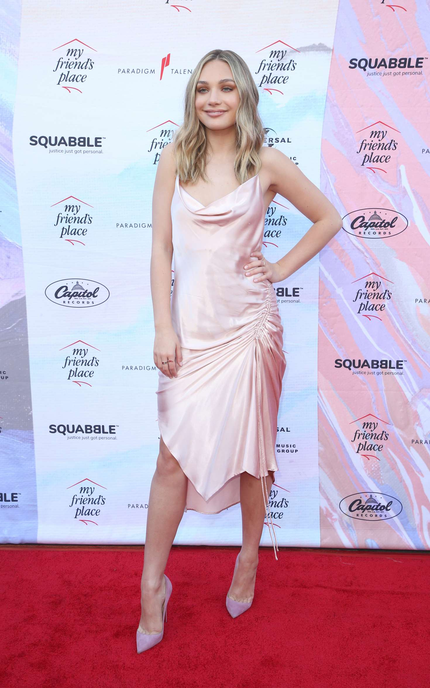 Maddie Ziegler 2019 : Maddie Ziegler: Ending Youth Homelessness: A Benefit For My Friends Place -07