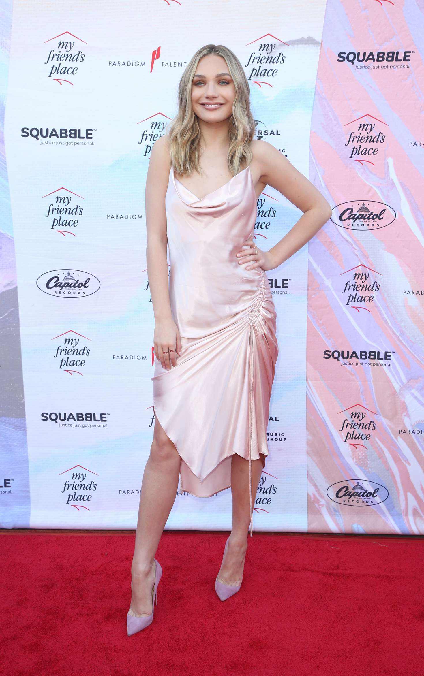 Maddie Ziegler 2019 : Maddie Ziegler: Ending Youth Homelessness: A Benefit For My Friends Place -09