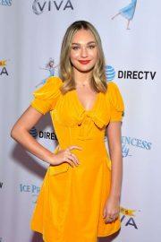 Maddie Ziegler - 'Ice Princess Lily' Premiere in Santa Monica