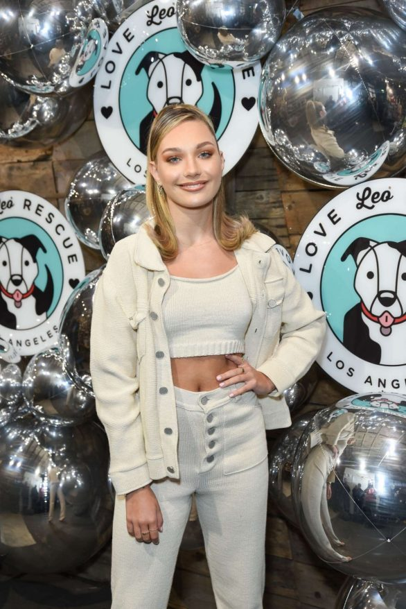 Maddie Ziegler - Love Leo Rescue's 2nd Annual Cocktails For A Cause in Los Angeles