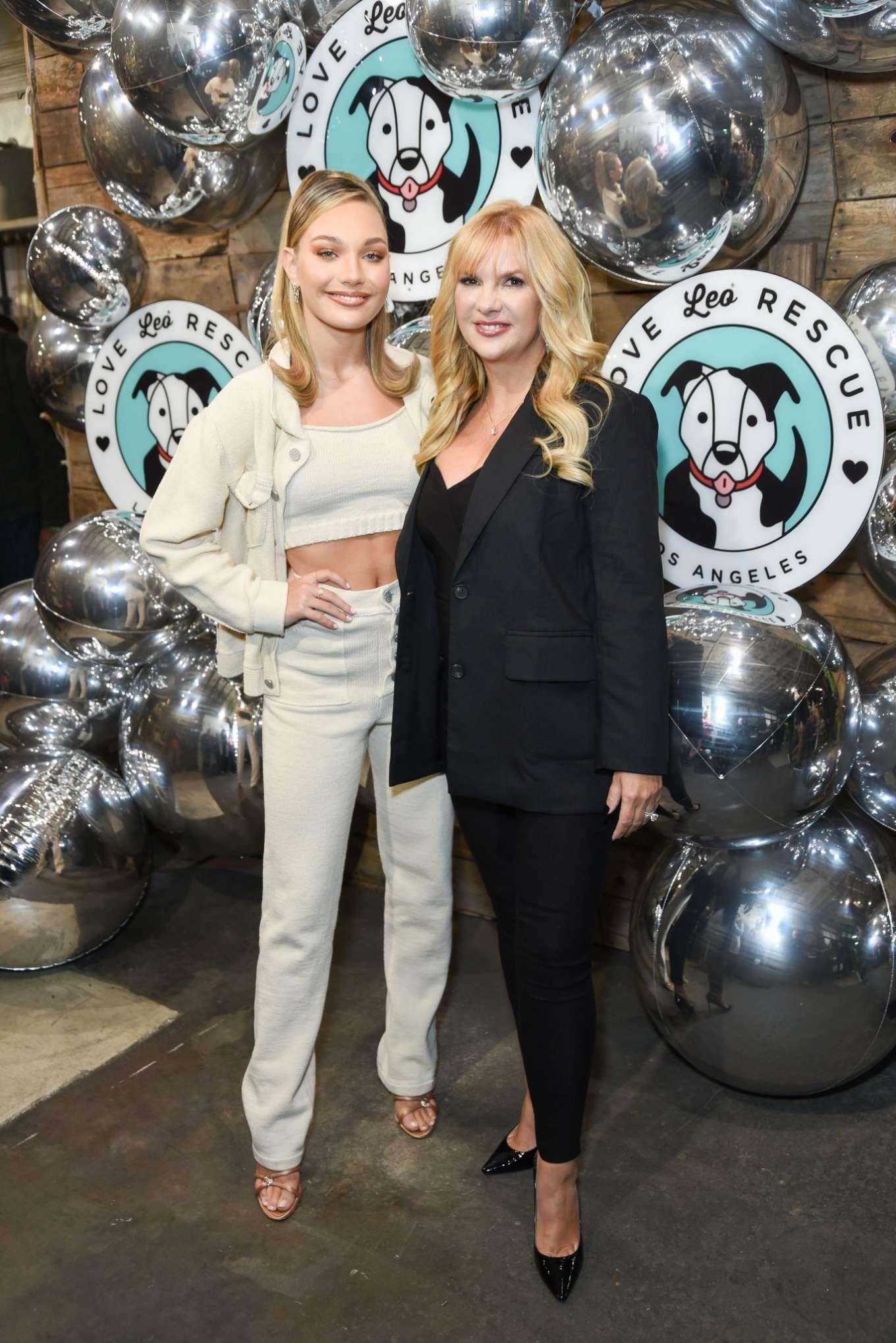 Maddie Ziegler 2019 : Maddie Ziegler – Love Leo Rescues 2nd Annual Cocktails For A Cause-05