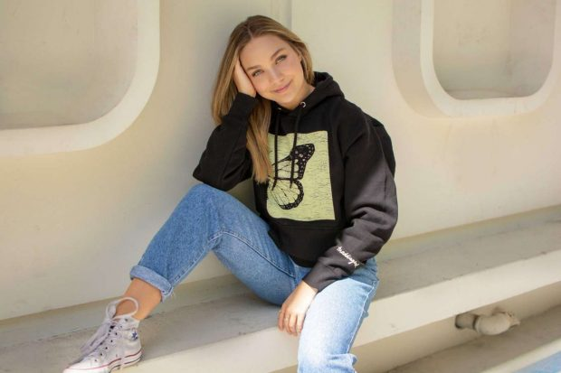 Maddie Ziegler: MaddieGirl 2019 Spring Collection-10 | GotCeleb