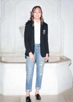Maddie Ziegler - Polo Ralph Lauren Event With Rachel Zoe and The Zoe Report in LA
