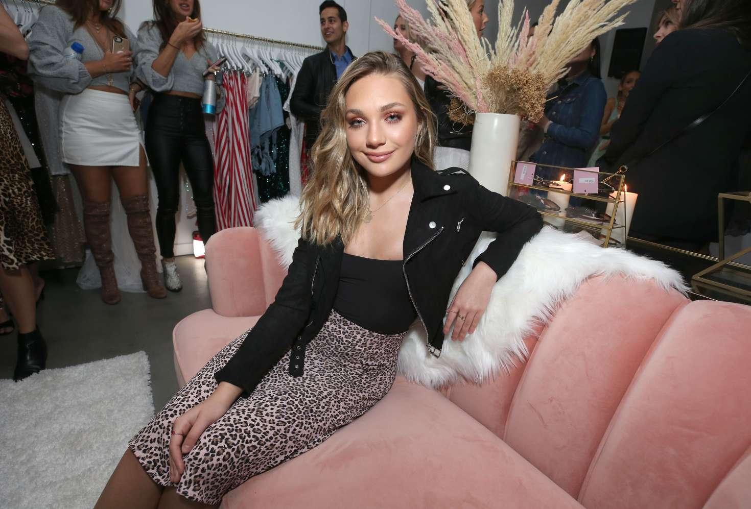 Maddie Ziegler 2019 : Maddie Ziegler: Showpo Pop-Up Launch Party -03