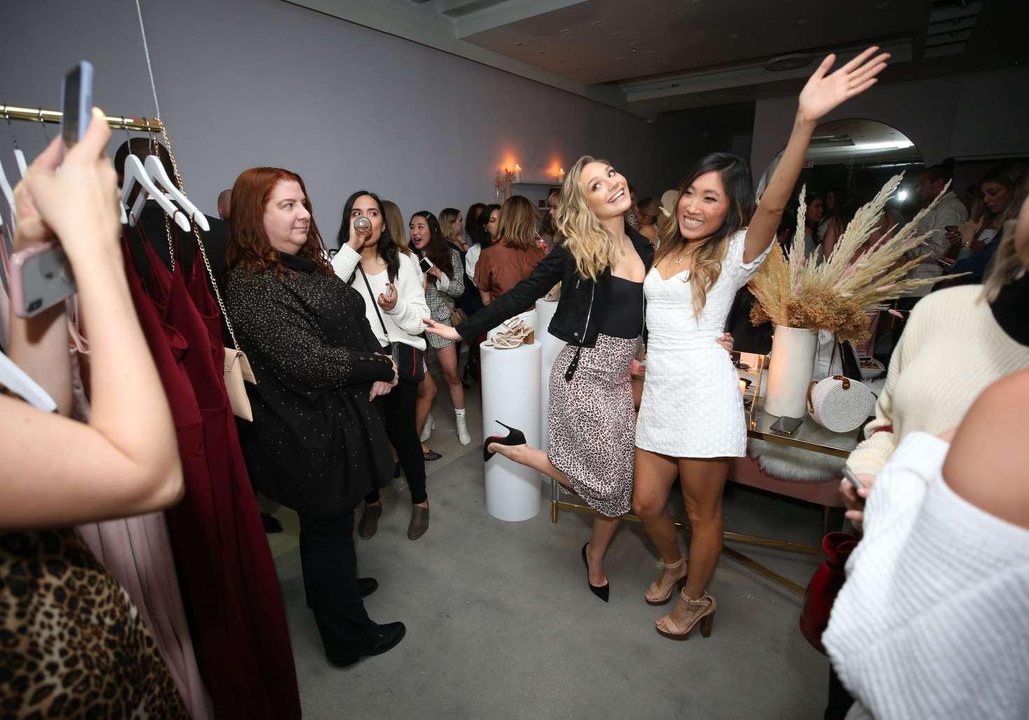 Maddie Ziegler 2019 : Maddie Ziegler: Showpo Pop-Up Launch Party -09