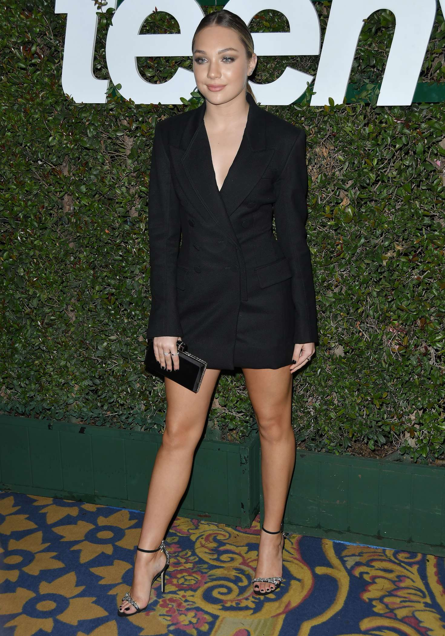 Maddie Ziegler 2019 : Maddie Ziegler: Teen Vogues 2019 Young Hollywood Party -02