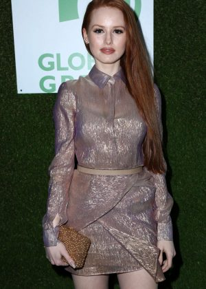 Madelaine Petsch - 14th Annual Global Green Pre-Oscar Party in Los Angeles