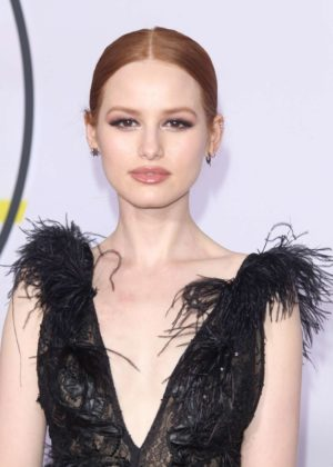 Madelaine Petsch - 2017 American Music Awards in Los Angeles