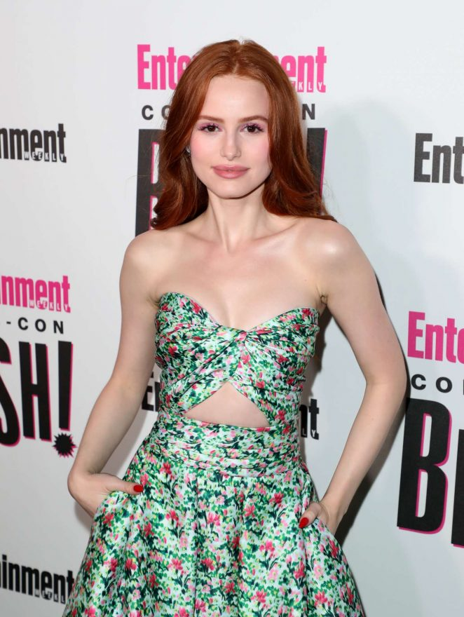 Madelaine Petsch - 2018 Entertainment Weekly Comic-Con Party in San Diego
