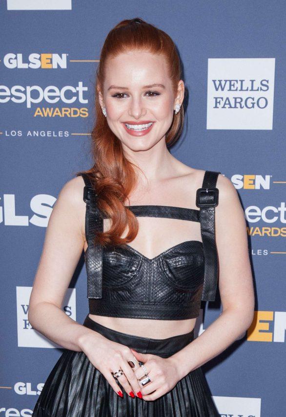 Madelaine Petsch - 2019 GLSEN Respect Awards in Beverly Hills