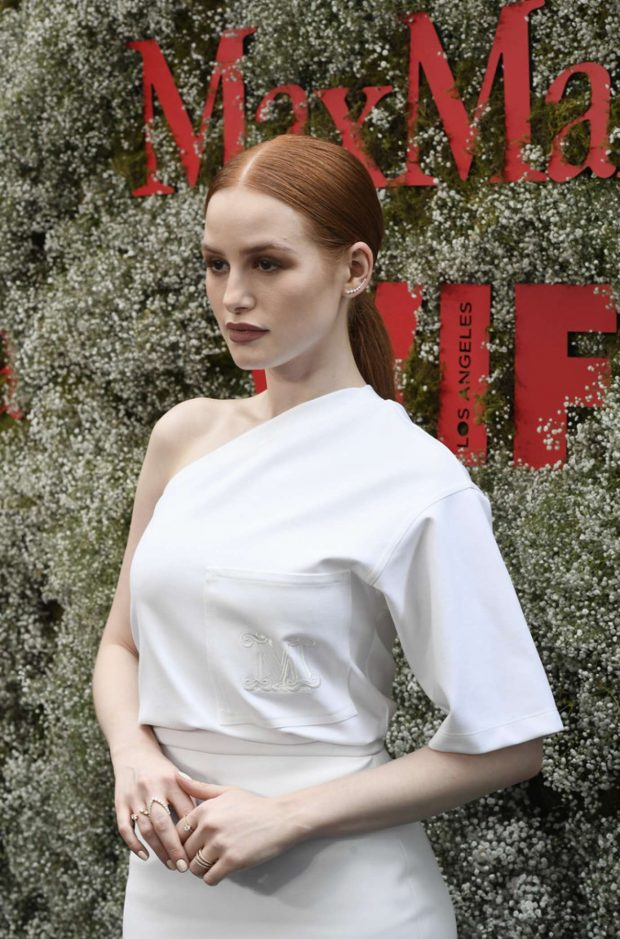Madelaine Petsch - 2019 InStyle and Max Mara Women In Film Celebration in Los Angeles