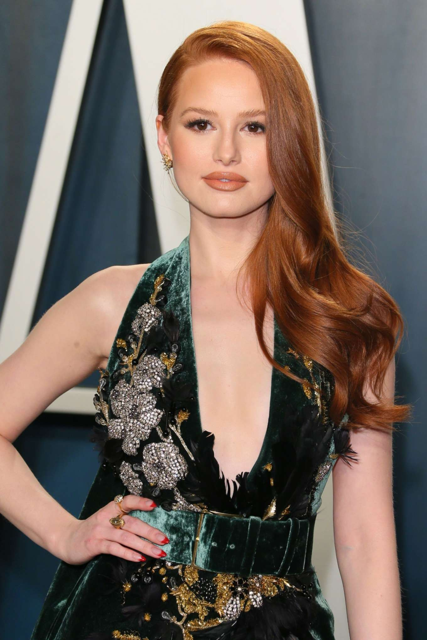 Madelaine Petsch - 2020 Vanity Fair Oscar Party in Beverly Hills