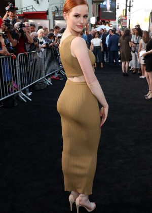 Madelaine Petsch - 'Annabelle: Creation' Premiere in Los Angeles