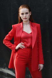 Madelaine Petsch - BOSS show at Milan Fashion Week 2020