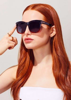 Madelaine Petsch by Kat Wirsing for Marie Claire 2018