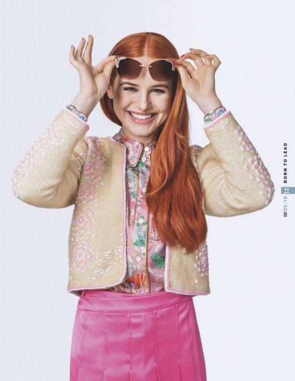 Madelaine Petsch - CosmoGIRL! Magazine (November 2019)