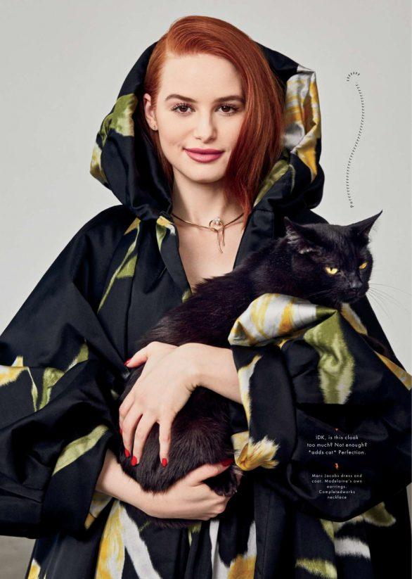 Madelaine Petsch - Cosmopolitan Magazine (October 2019)