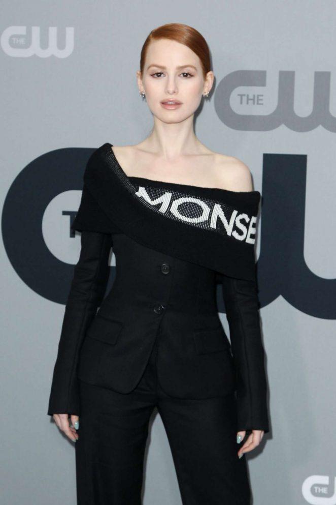 Madelaine Petsch - CW Network Upfront Presentation In New York