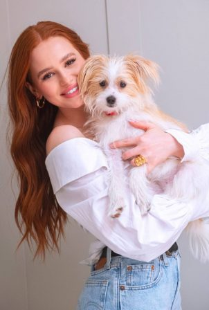 Madelaine Petsch - Empowering Women photoshoot