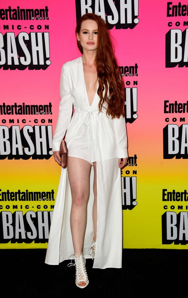 Madelaine Petsch - Entertainment Weekly Annual Comic-Con Party 2016 in San Diego