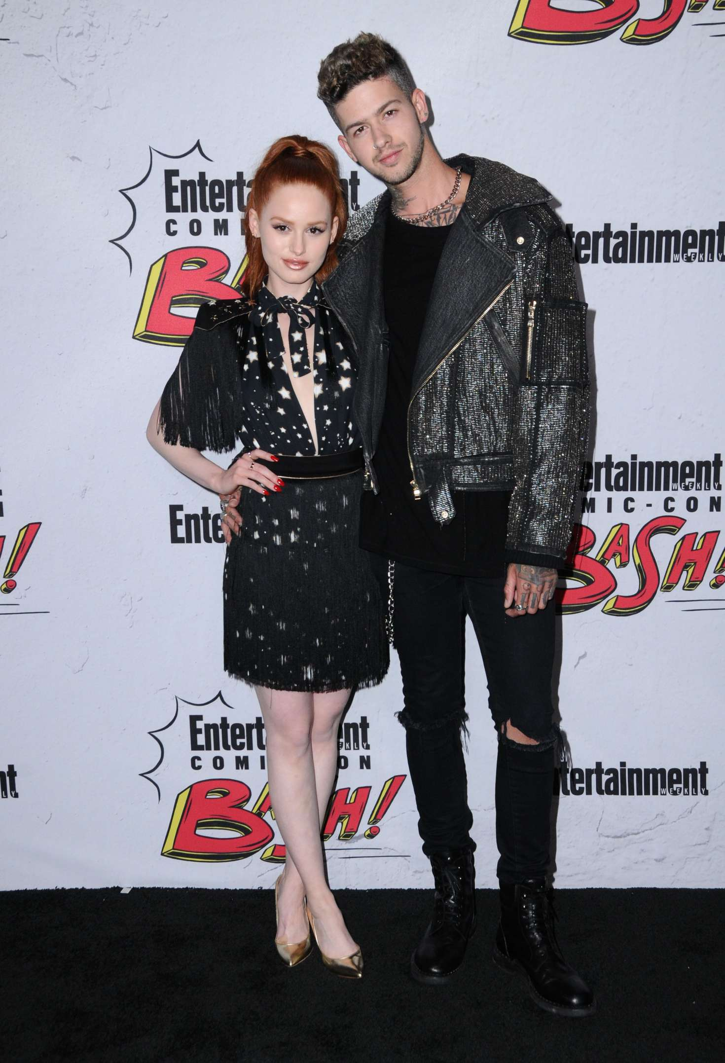 Madelaine Petsch 2017 : Madelaine Petsch: Entertainment Weekly Party at 2017 Comic-Con -02