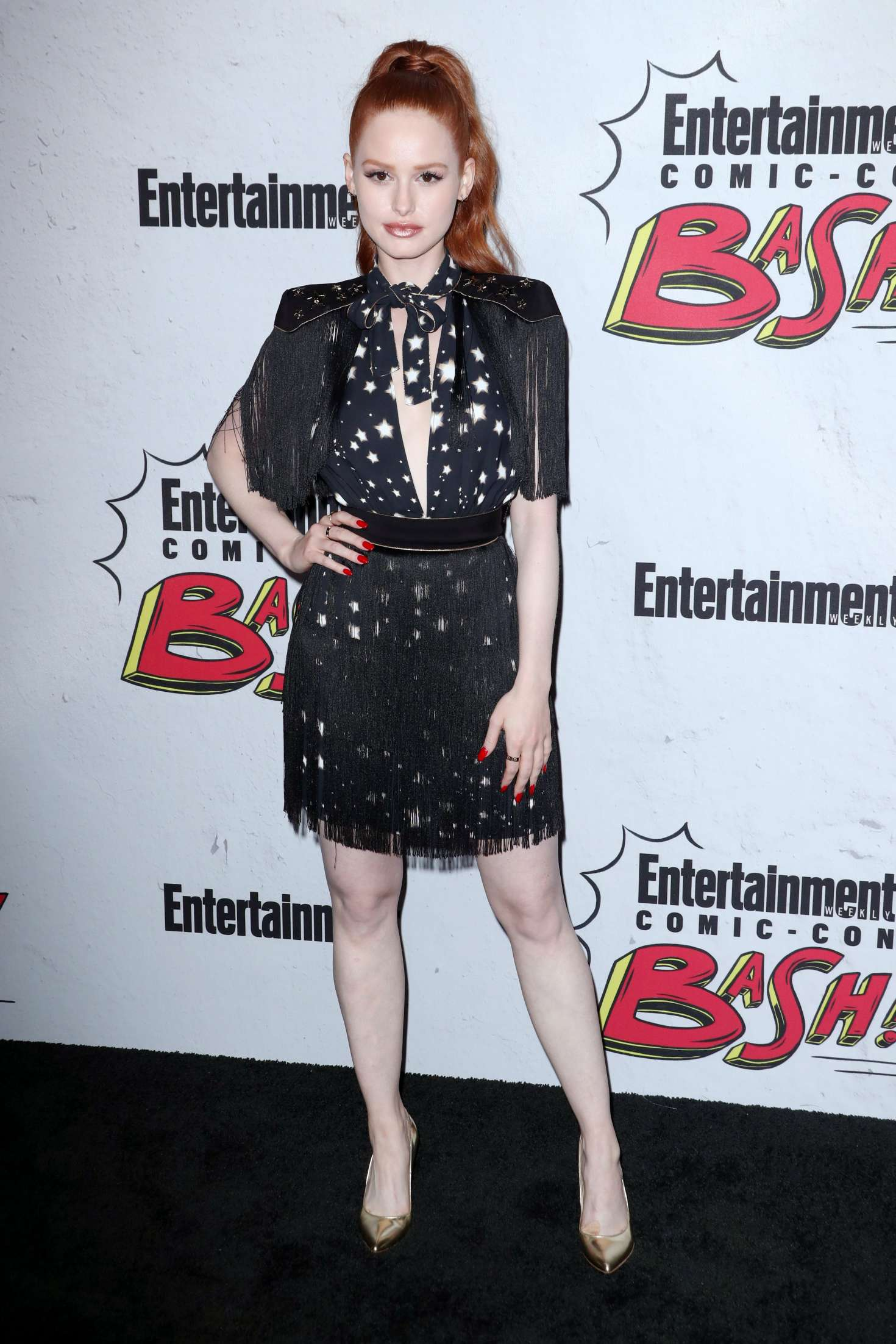Madelaine Petsch 2017 : Madelaine Petsch: Entertainment Weekly Party at 2017 Comic-Con -04