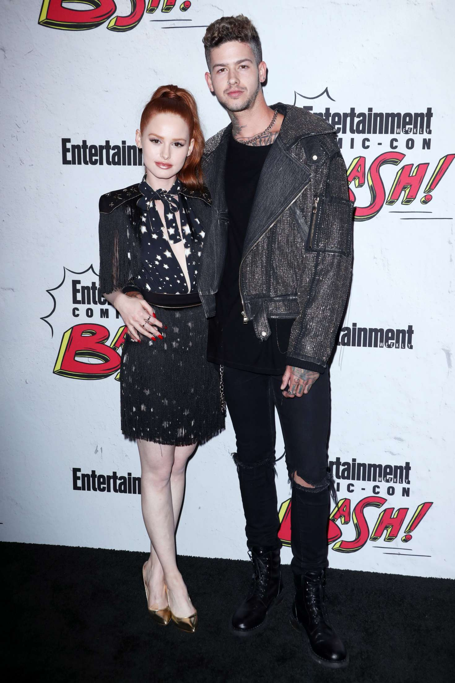 Madelaine Petsch 2017 : Madelaine Petsch: Entertainment Weekly Party at 2017 Comic-Con -09