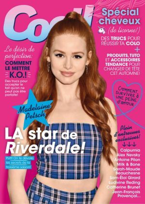 Madelaine Petsch for Cool Canada Magazine (October 2018)