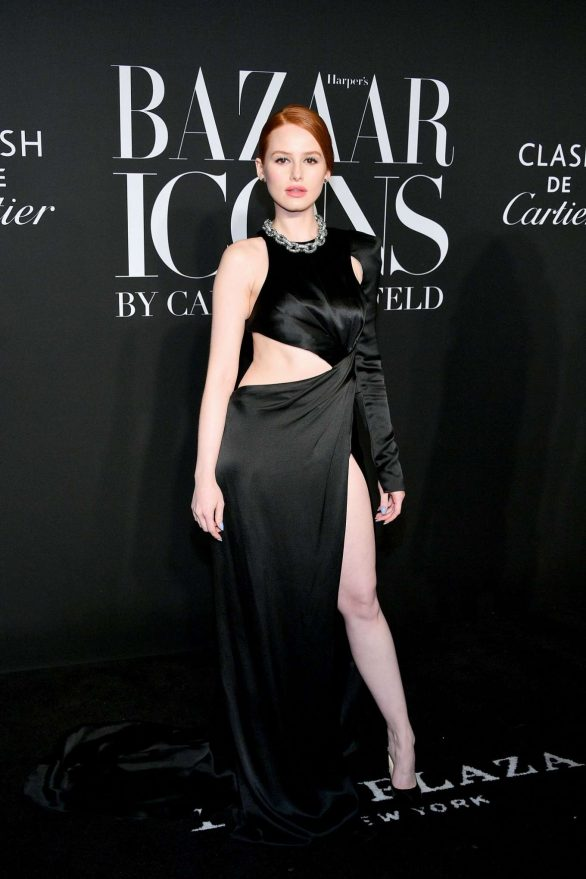 Madelaine Petsch - Harper's Bazaar Icons Party in New York