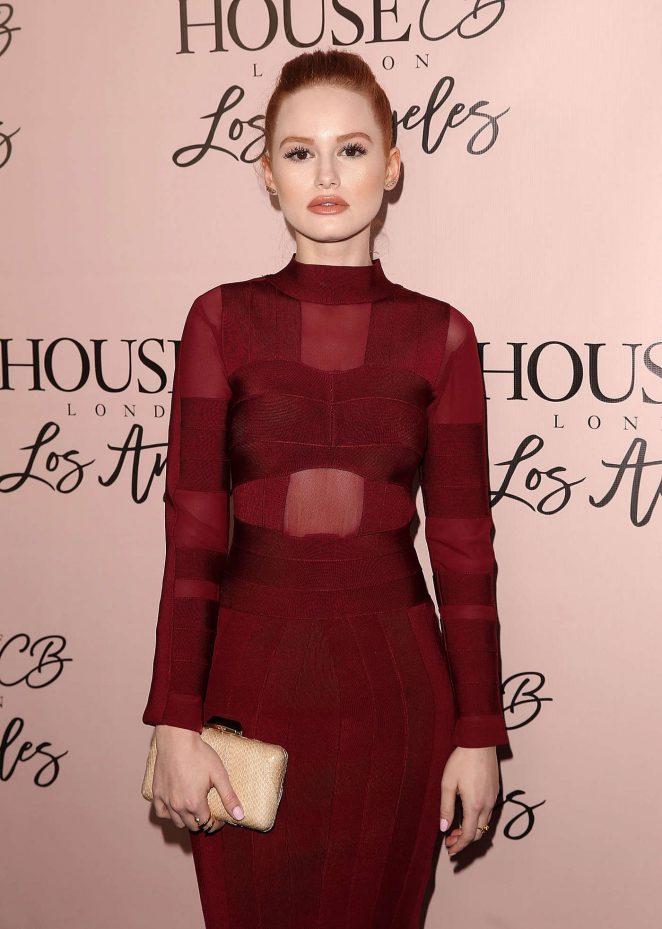 Madelaine Petsch - House of CB Launch in West Hollywood