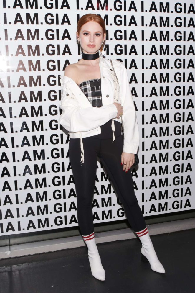 Madelaine Petsch - I.AM.Gia Launch Event in Los Angeles