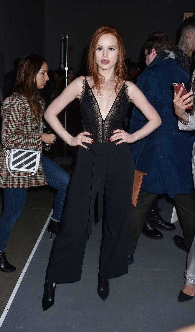 Madelaine Petsch - Jonathan Simkhai Fashion Show 2018 in New York