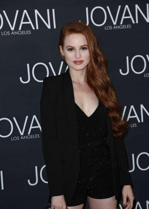 Madelaine Petsch - Jovani Los Angeles Store Opening Celebration in West Hollywood