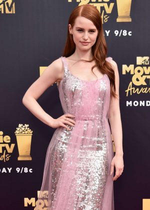 Madelaine Petsch - MTV Movie and TV Awards 2018 in Santa Monica