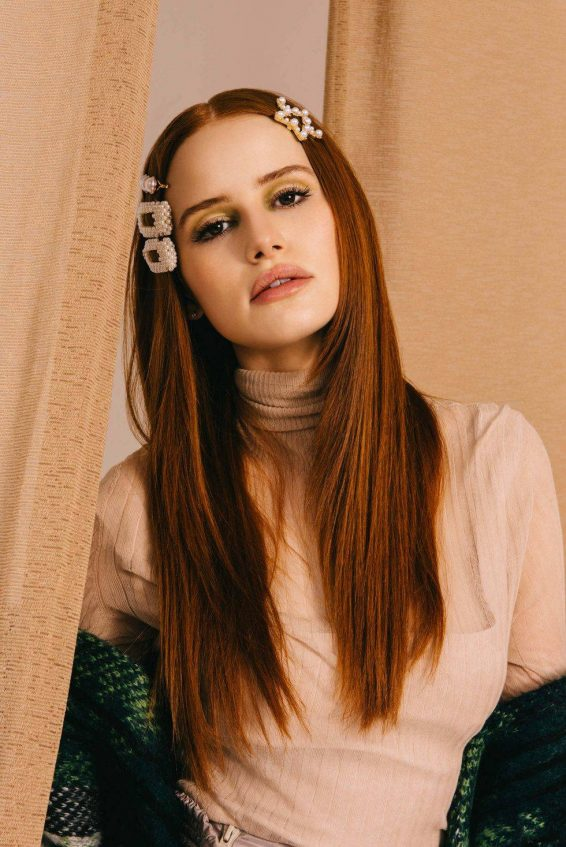 Madelaine Petsch - Nylon Magazine (August 2019)