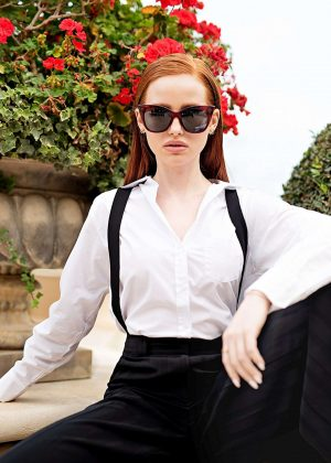 Madelaine Petsch - Prive Revaux x Madelaine Collection (April 2018) adds