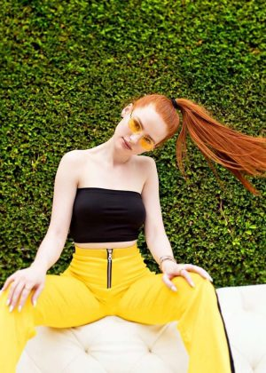 Madelaine Petsch - Prive Revaux x Madelaine Collection (April 2018)