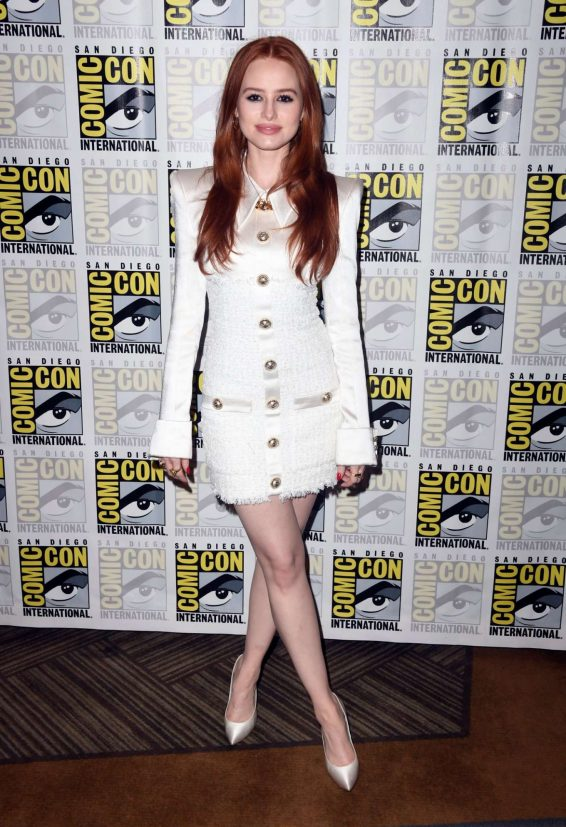 Madelaine Petsch - 'Riverdale' Panel at San Diego Comic Con 2019