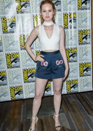 Madelaine Petsch - 'Riverdale' Press Line at Comic-Con International in San Diego